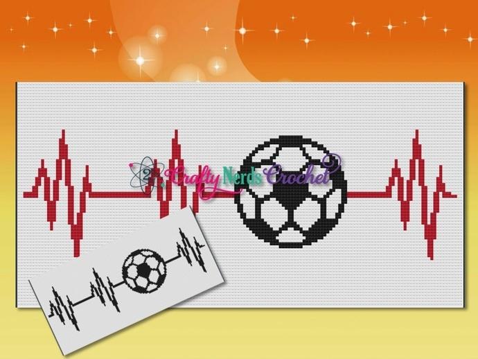 Soccer EKG Pattern Graph With Mini C2C Written