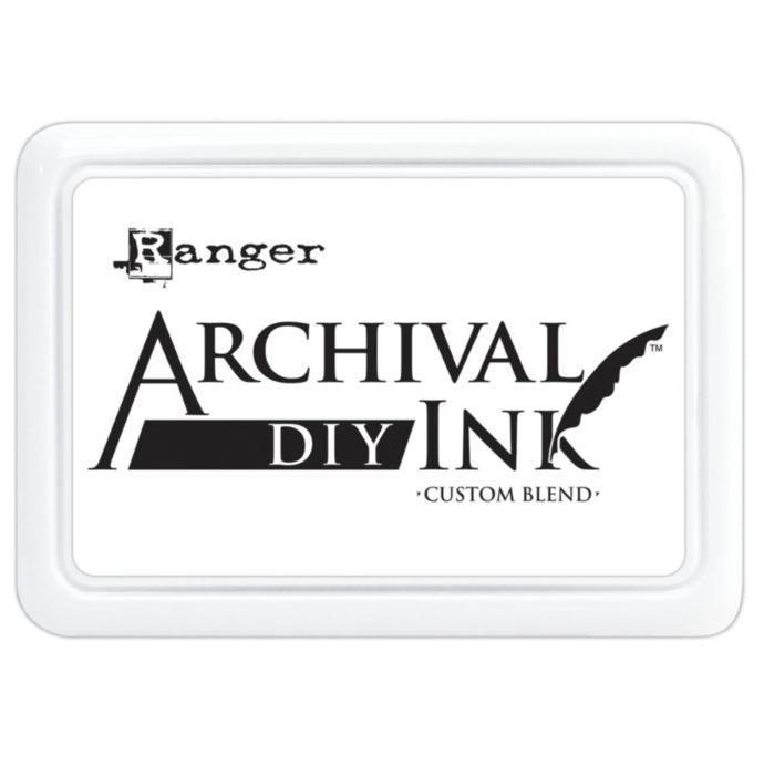 Destash Ranger ARCHIVAL Ink Pad Do it Yourself Custom Blend NEW