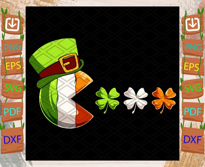 St Patricks Day Clovers Svg, Trending Svg, St Patrick Day Svg, St Patrick Svg,