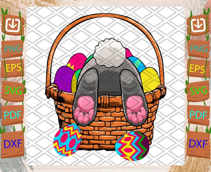 Easter Bunny Svg, Easter Svg, Happy Easter Svg, Easter Svg, Easter 2021 Svg,