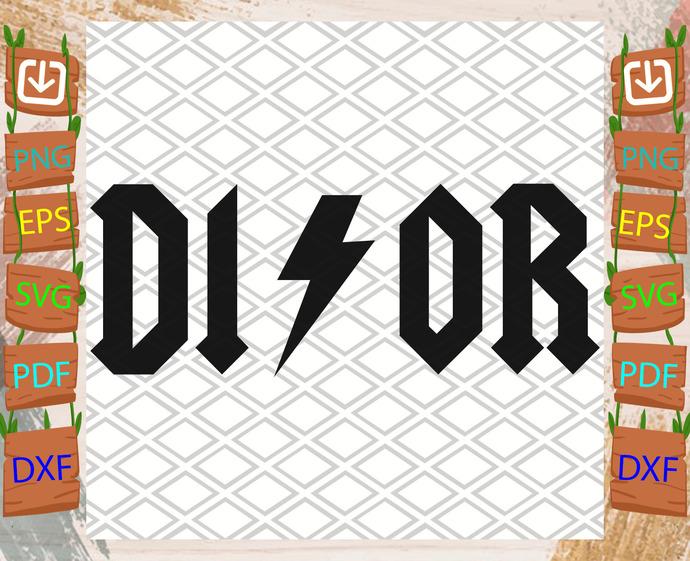 Dior Logo Harry Potter Font Svg, Trending Svg, Dior Svg, Christian Dior Svg,
