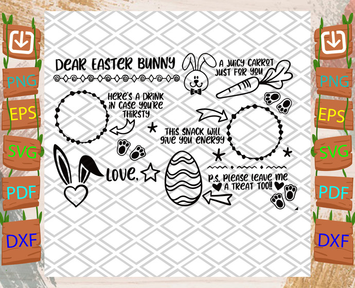 Bundle Easter Svg, Trending Svg, Easter Day Svg, Happy Easter Svg, Easter Svg,