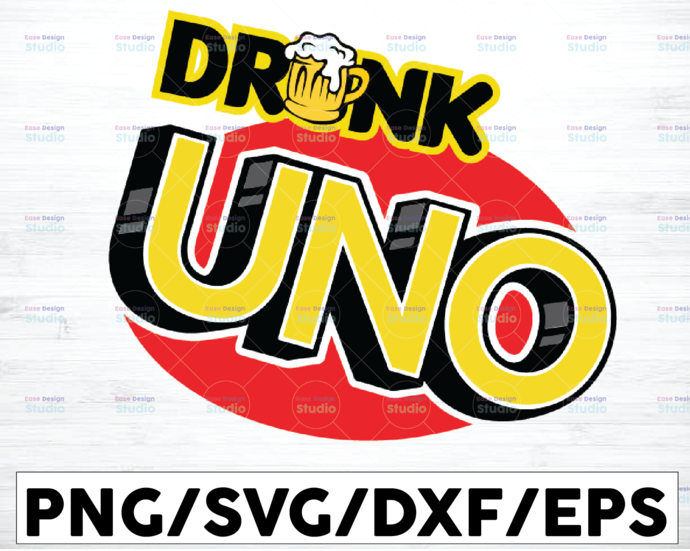 Drunk Card /Drink Card / Drunk Game / SVG / PNG / DXF