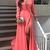 Long Sleeve Slit Prom Dresses, Evening Party Dress
