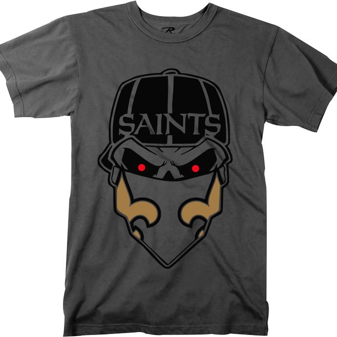 Skull Saints Svg, New Orleans Saints Logo Svg, Saints Svg, New Orleans Saints
