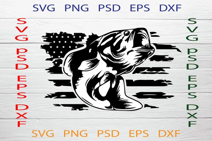 Download Fishing Flags Svg Fisherman Svg By Beel Digital Prints Shop On