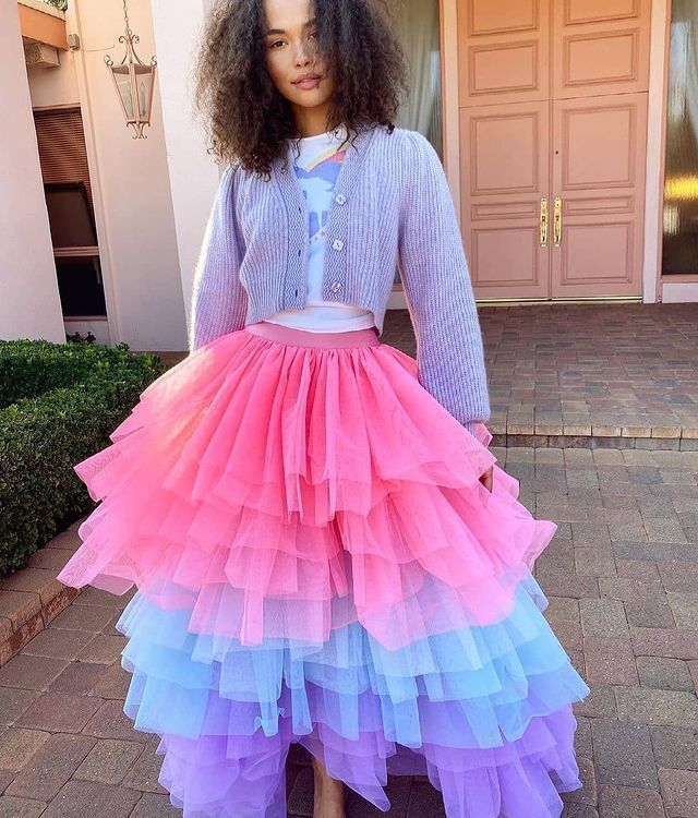 Sexy A-Line Fashion Skirt, Street Style Skirt,A-Line Skirt,Short Skirt ,Custom