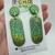 Green Glitter Capsules