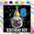 8th Birthday Of Bull Dog Svg, Birthday Svg, Bulldog Svg, 8th Birthday, Happy