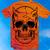 Demon Head Skull Vector, Demon Svg, Skull Svg, Skull Vector, Sugar Skull Svg,