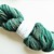 Handspun Yarn – Bluefaced Leicester Wool – Sport Weight – Green / Oatmeal HY508