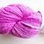 Handspun Yarn – 80% Devon Blue Faced Leicester Wool 20% Silk – Sport Weight –