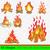 Campfire bundle svg, campfire cricut, campfire logo, campfire clipart, Camping