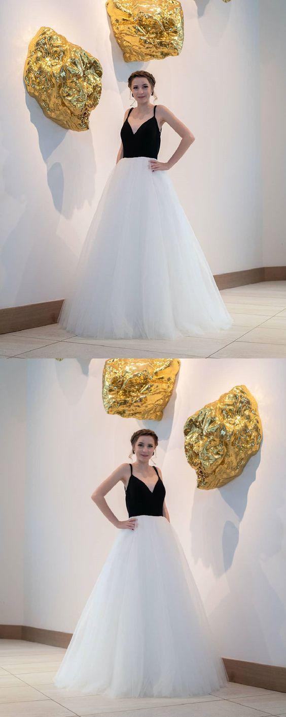 Elegant Tulle A-Line Prom Dresses, Evening Dress Prom Gowns, Formal Women Dress