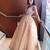 Peach Crystal Bodice Prom Dresses A Line Prom Dress,DR0298