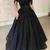 Black Ball Gown Quinceanera Dresses Formal Evening Prom Gowns Vestidos de 15