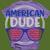 American Dude Svg, Glasses USA Flag Svg, Fourth of July Svg, Patriotic Svg,