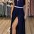 Elegant Prom Dress,Halter Prom Dress,Sexy Prom Dress,A-Line Prom Dr,Long Prom