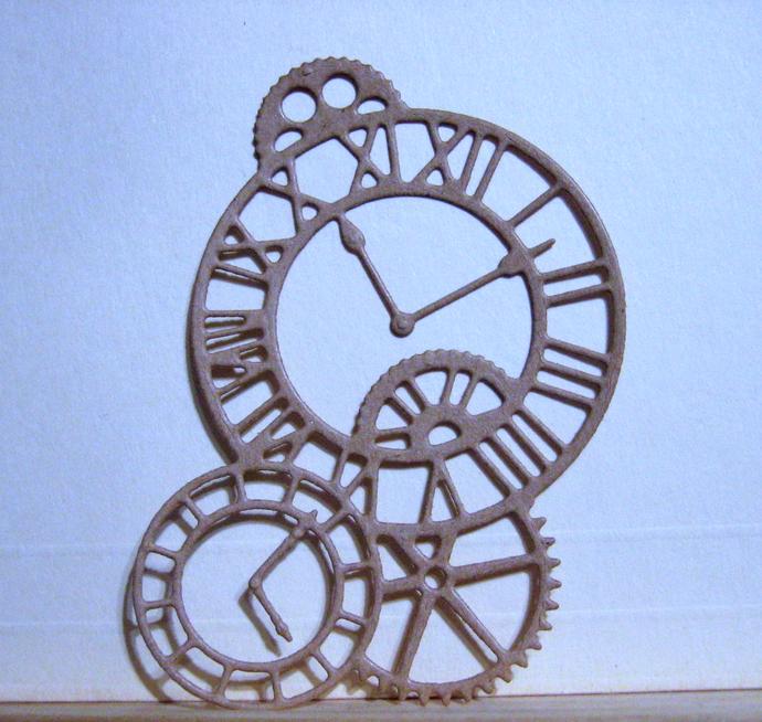Clock Gears Metal Cutting Die
