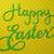 Happy Easter Metal Cutting Die