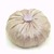 Lavender Sachet in Silvery Lavender Dupioni Silk