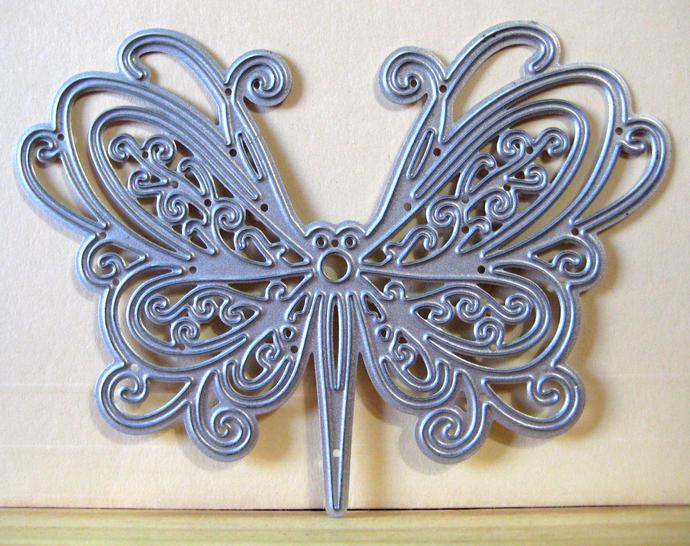 Fancy Butterfly Cutting Die