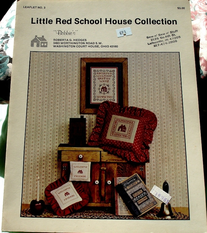 Little Red Schoolhouse Collection by Roberta G. Hedges