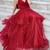 Glitter Straps V-Neck  Long Prom Dress,
