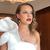 Mermaid Satin One Shoulder Ruffles Prom Dress With Side Spli