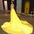 Chiffon Deep V-neck Backless Beading Prom Dress