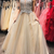 Charming Prom Dress,Tulle Wedding Dresses,Appliques Prom Dresses,V-Neck Prom