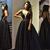A-line V Neck Long Prom Dress , Charming Prom Dress