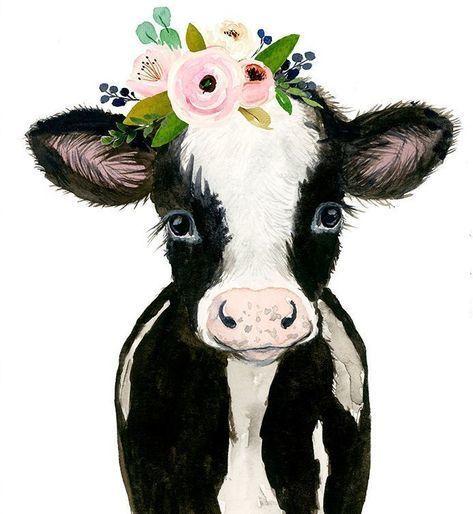 COW (1) XSTITCH KIT