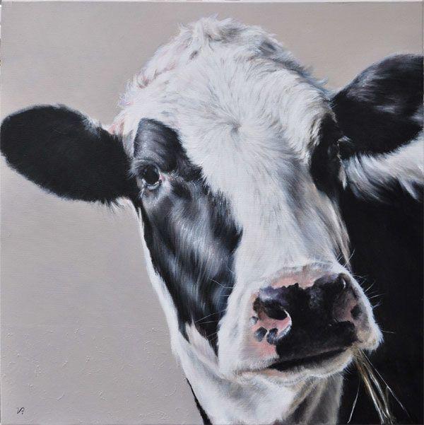 COW (2) XSTITCH KIT