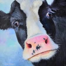 COW (3) XSTITCH KIT