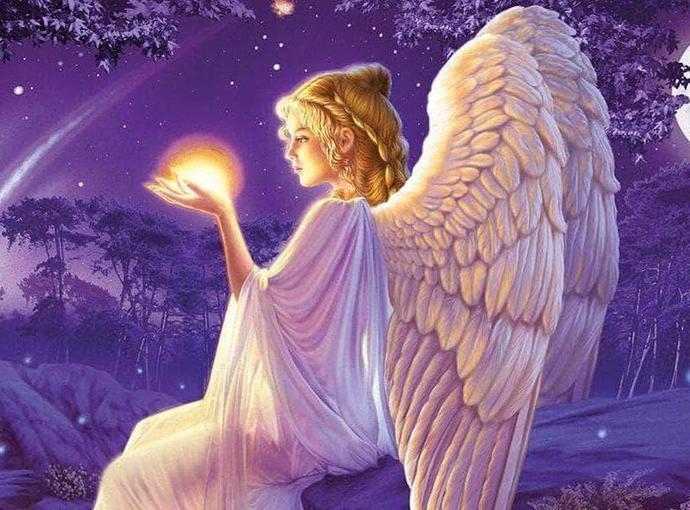 ANGELS (C) XSTITCH KIT