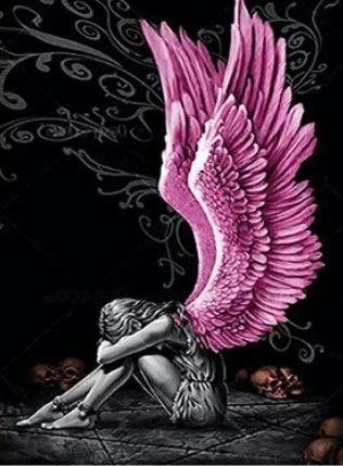 ANGELS (F) XSTITCH KIT