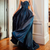 Sweetheart Satin Long Prom Dress