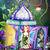 Fairy Lantern Cross Stitch Pattern