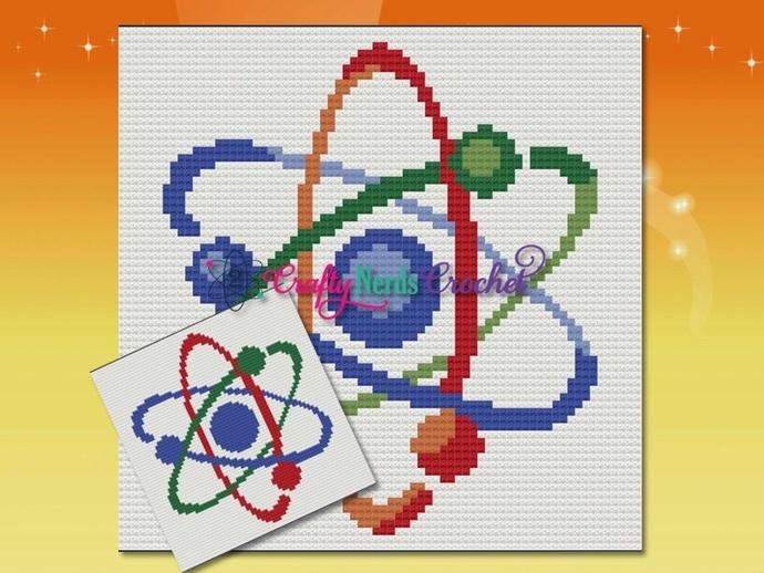 Atom Pattern Graph With C2C Written