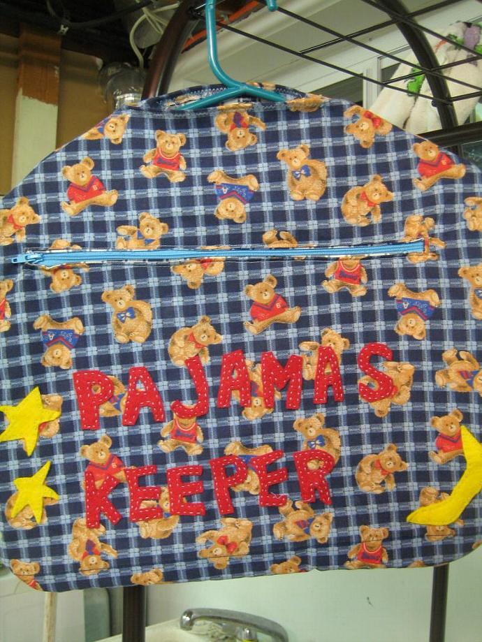 The Pajamas Keeper (Teddy Bears)