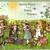 Happy Gardening Day Digital Collage Greeting Card3375