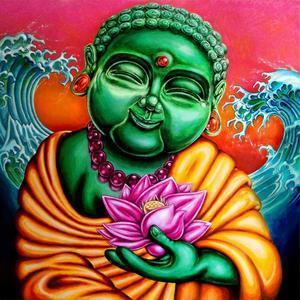 BUDDAH (D) XSTITCH KIT