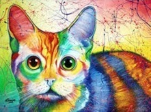 CAT (1) XSTITCH KIT