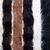 Handmade vintage Persian Angora rug 4.1' x 6.5' (126cm x 200cm) 1950s - 1P75