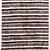 Handmade vintage Persian Angora rug 4.1' x 6.4' (125cm x 196cm) 1950s - 1P76