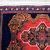 Handmade vintage Persian Senneh rug 2' x 3' (64cm x 90cm) 1940s - 1P78