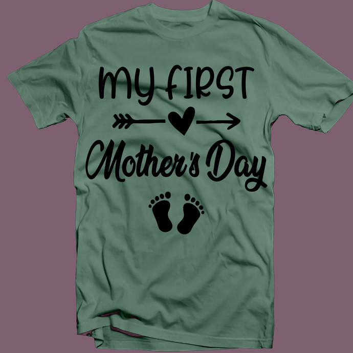 My First Mothers Day Svg, My First Mothers Day Png, Mother Svg, Mother's Day
