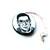 Tape Measure Ruth Bader Ginsburg RBG Small Retractable Measuring Tape