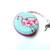 Small Tape Measure Floral Flamingos Retractable Measuring Tape